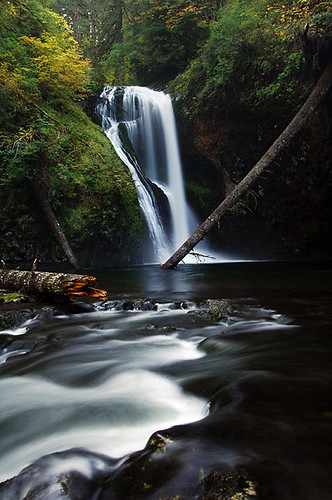 oregon waterfalls pacificnorthwest marioncounty buttecreek fav10 buttecreekfalls isawyoufirst longexposurewater