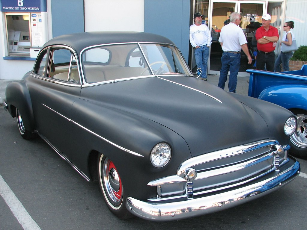 Back to photostream for 1950 chevrolet 2 door coupe