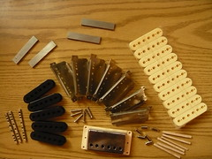 custom guitar parts