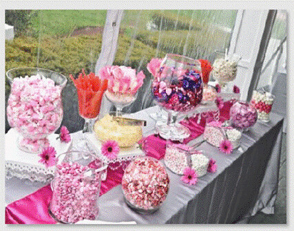 pink candy buffet if you enjoy looking at my wedding inspiration pics here