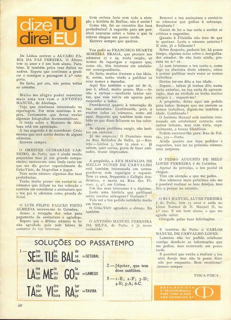 Pisca-Pisca, No. 24, February 1970 - 49
