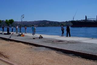 Istanbul fishermen - IMG_0085