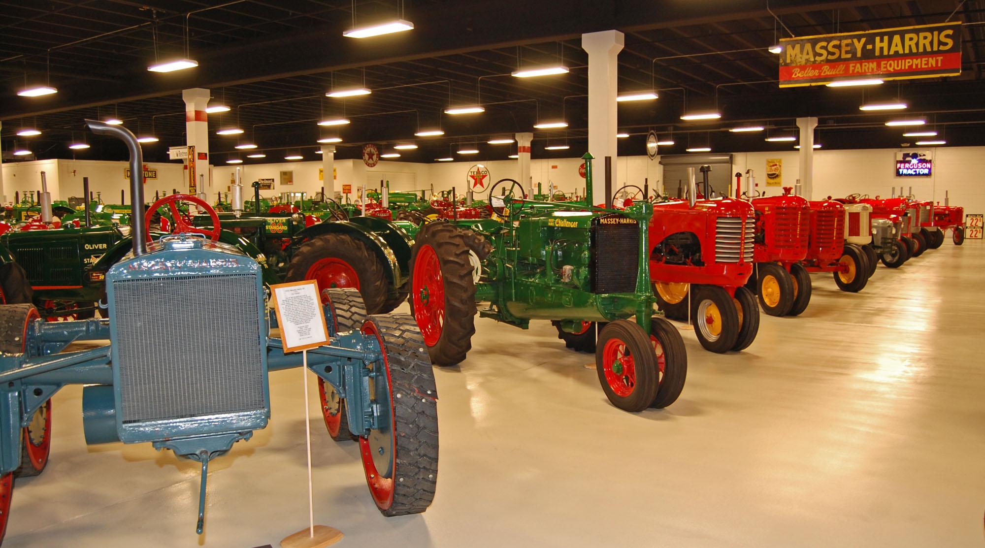 Branson Auto & Farm Museum Cars for Sale