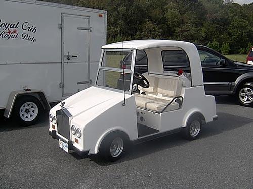 1997 Classic Royal Rolls Royce Golf Cart Flickr Photo