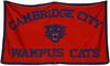 Banner- Cambridge City Wampus Cats