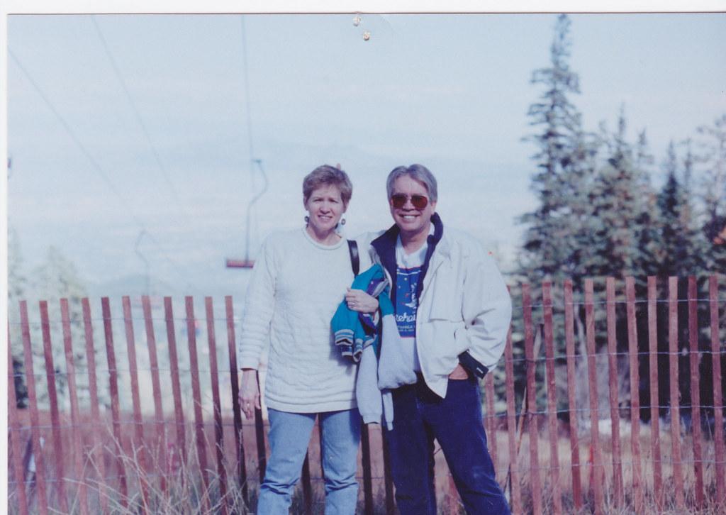 RO and Ethel Albuquerque Balloon Fest
