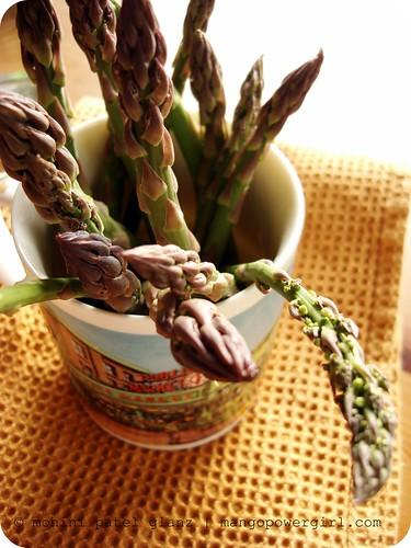 aspiring asparagus