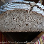 Breadchick's Dark Onion Rye