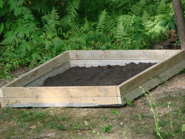 Square Foot Garden Box Flickr Photo Sharing
