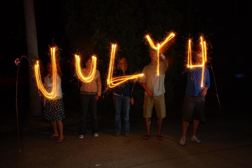 July 4 #1