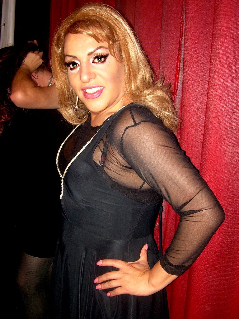 Mexican transexual