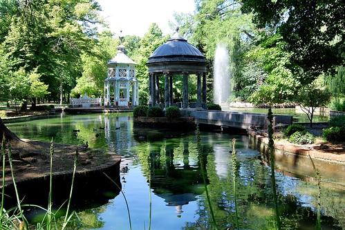 Alojamiento low cost blog de si en for Aranjuez palacio real y jardines
