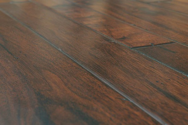 American Dark Walnut Engineered Hardwood Flooring This