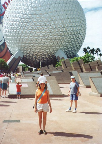 Me in Epcot