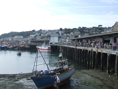 Newlyn Fish Festival picture by Flickr user pandrcutts