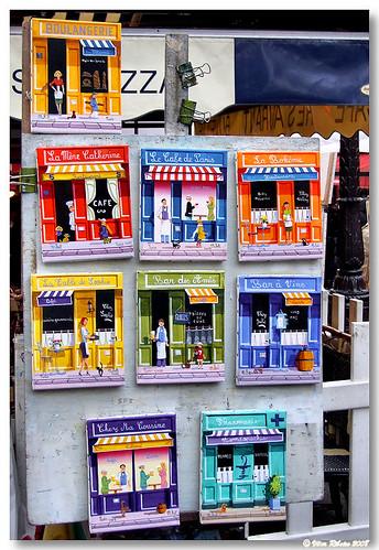 Paris_Montmartre_Place_du_Tertre02 by VRfoto
