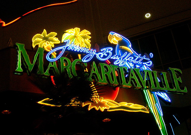 Father's Day in Las Vegas - Margaritaville