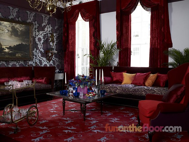 Beautiful Goth Bedrooms With Wood Floor: Flickr: Fun On The Floor's Photostream