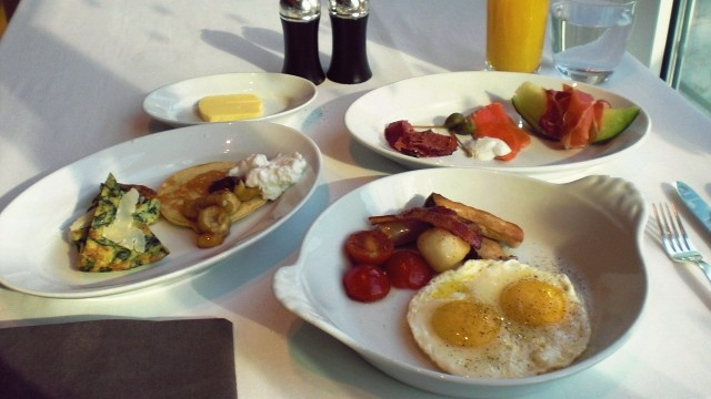 Breakfast at CornerStone - Park Hyatt Seoul
