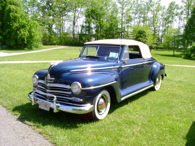 1948 plymouth special deluxe convertible a photo on. Black Bedroom Furniture Sets. Home Design Ideas
