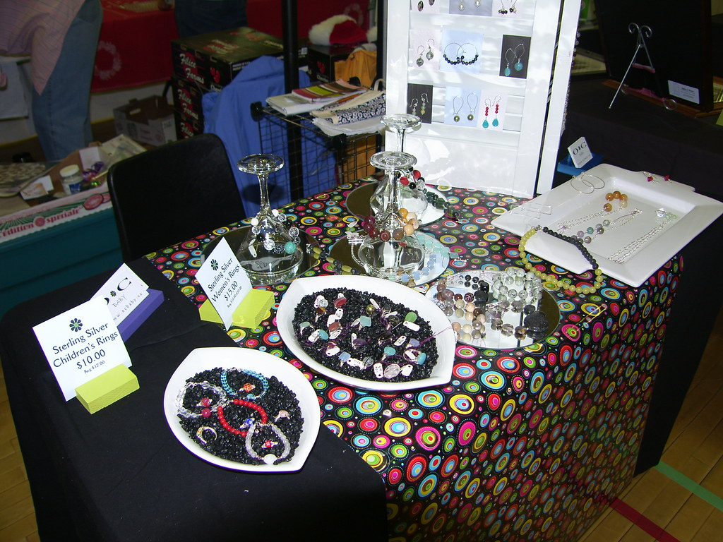 Jewellery Table