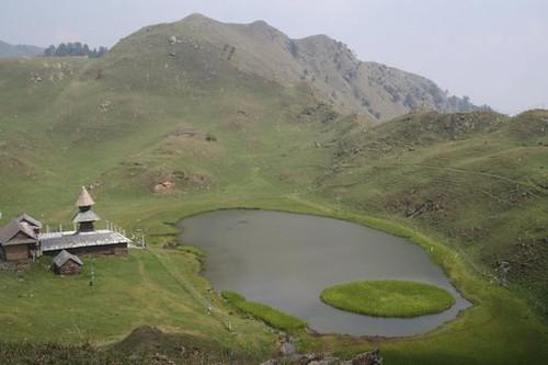 Mridula's Prashar Lake