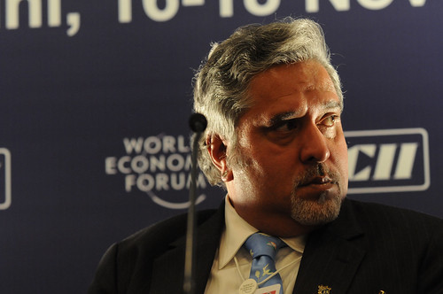Vijay Mallya - India Economic Summit 2008