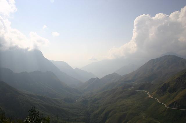 Mountains, Sapa Vietnam