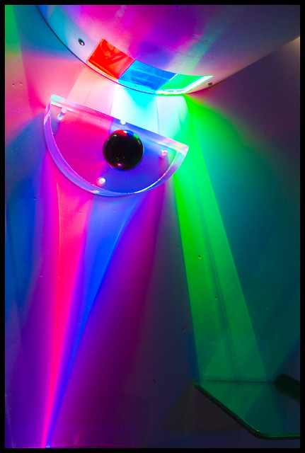 refracted light spectrophotometry