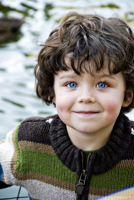 The Boy With The Blue Eyes Flickr Photo Sharing