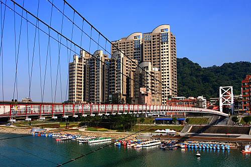 10I6碧潭吊橋