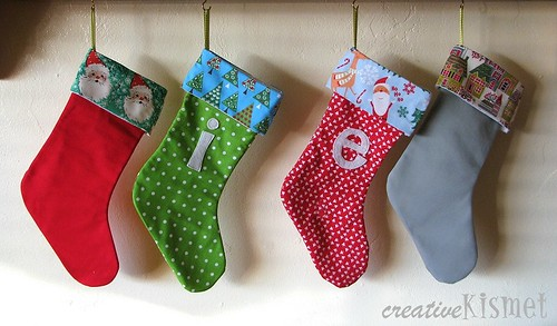 Christmas stockings and another garland regina lord of