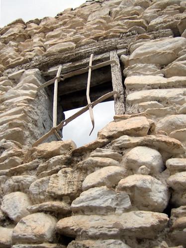 LANTEIRA (Granada, Spain) Ruinas de un molino - Ojo ciego