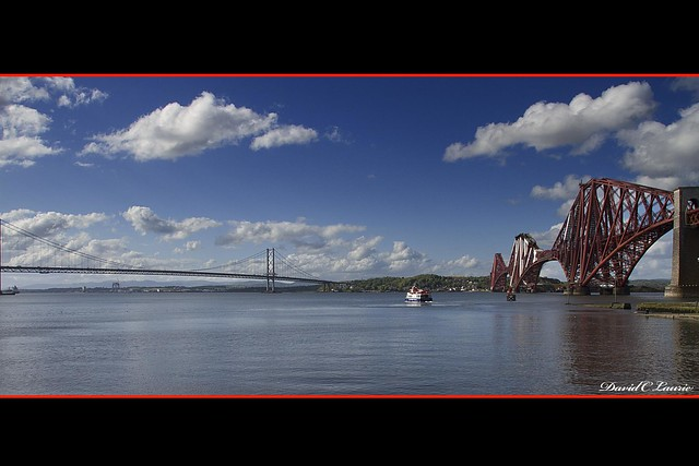 Two Forth Bridge Pano