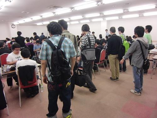 2011 Nationals QT - Chiba 1st : Hall 2