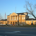 Choctaw County Court House