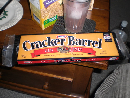 Kraft Cracker Barrel Old Fort