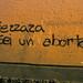 Small photo of Ferrara sei un aborto