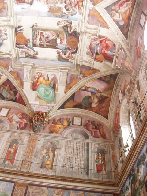 Inside the Sistine Chapel | Flickr - Photo Sharing!