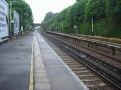 Clandon rails