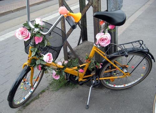 rosebike, polkupyörä, bike