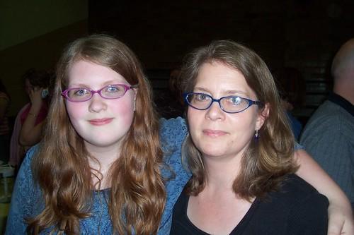 Claudia & Rochelle