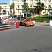 Monte Carlo - Sport Car in Place du Casino Video