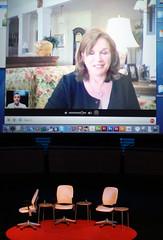 Elizabeth Edwards on Skype