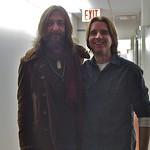 Chris Robinson of the Black Crowes.