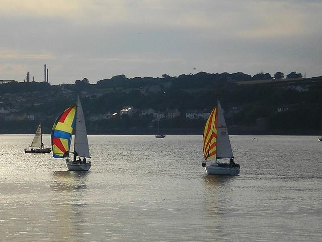 Evening Sailing 2