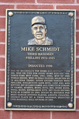 Mike Schmidt - Hall of Famer