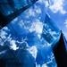 Blue Polygon by tk21hx