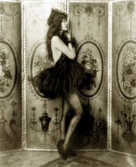 Dolores Costello, Ziegfeld girl, by Alfred Cheney Johnston, ca. 1923