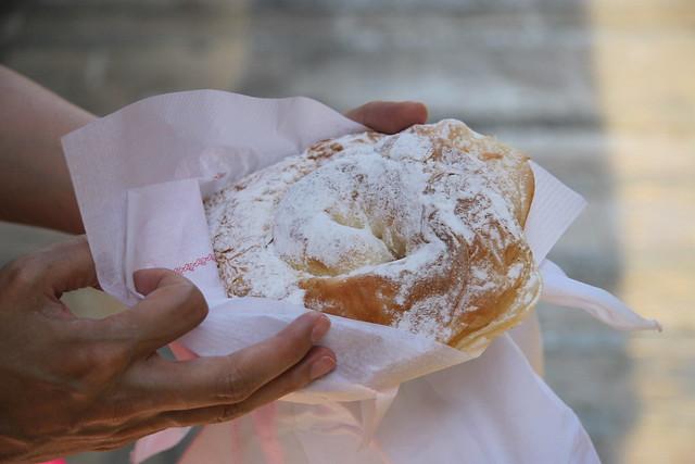 Блюдо на Майорке: Энсаймадас